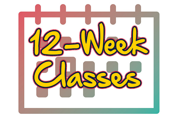 12-Week Classes