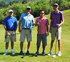 Golf Classic Winners